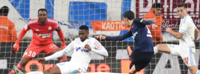 video Football : le PSG remporte le Classico face à l'Olympique de Marseille