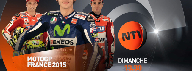 video Moto GP - Grand Prix de France en direct sur NT1