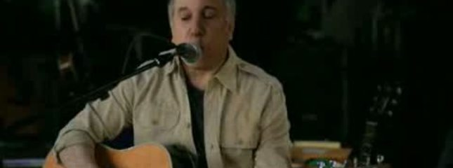 video Paul Simon - The Afterlife (2011)